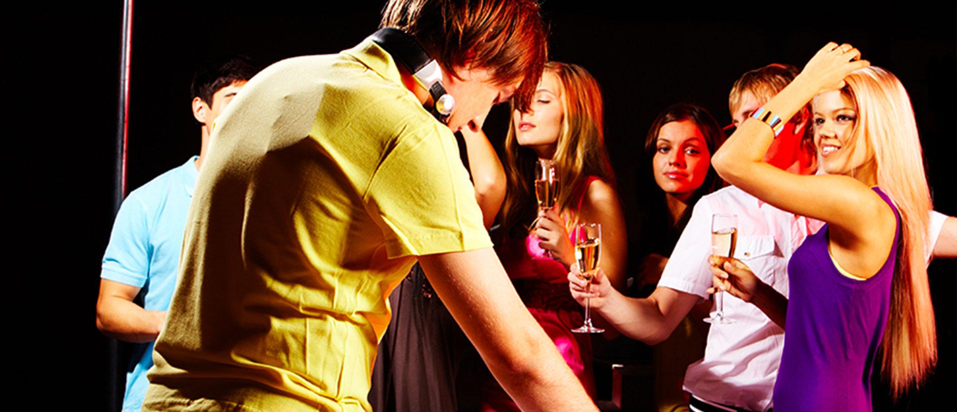 Club 52 - Disco a Roma per Feste ed Eventi Aziendali